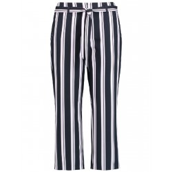 Trousers with stripes by Gerry Weber Edition