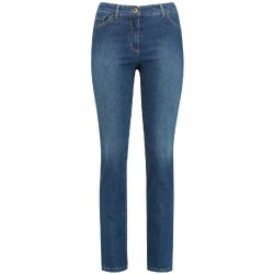 5-Pocket Jeans Straight Fit Romy by Gerry Weber Edition