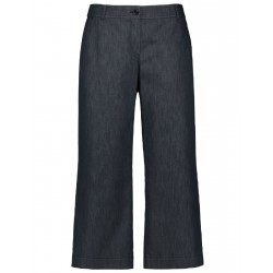 Denim culottes by Gerry Weber Collection