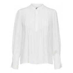 Pleated blouse by Selected