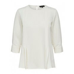 Recycled polyester top by Selected