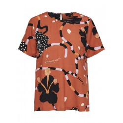 Printed top by Selected