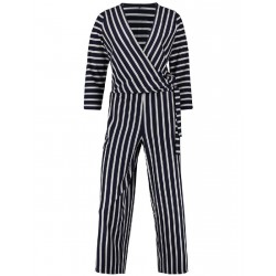 Jumpsuit with wrap-over look by Gerry Weber Casual