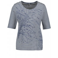 T-Shirt mit 3/4 Arm by Gerry Weber Casual