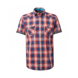 Shirt with two breast pockets by Tom Tailor