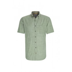 Regular fit: shirt with short sleeves by Camel