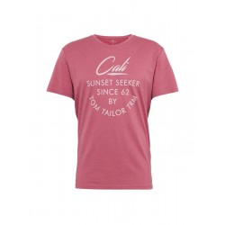 T-Shirt mit Print vorne by Tom Tailor