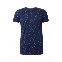 T-shirt with an all-over pattern by Tom Tailor Denim