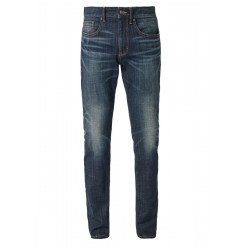 Close Slim: washed jeans by s.Oliver Red Label