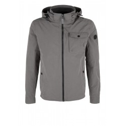 Outdoor jacket with a hood by s.Oliver Red Label