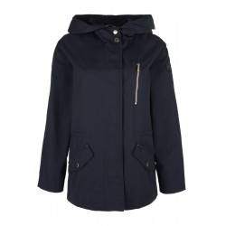Twill-Parka mit Kapuze by s.Oliver Red Label