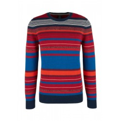 Jumper with a striped pattern by s.Oliver Red Label
