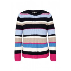 Pullover en grosse maille by comma CI