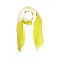 Pleated scarf with coloured graduation by s.Oliver Black Label