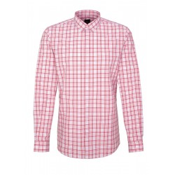 Slim: Button Down-Businesshemd by s.Oliver Black Label