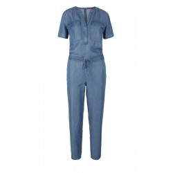 Jumpsuit aus Lyocell-Denim by s.Oliver Red Label