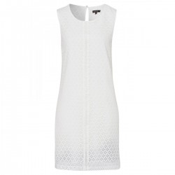 Woven Lace Dress by More & More