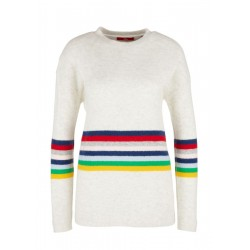 Knitted jumper with wool by s.Oliver Red Label