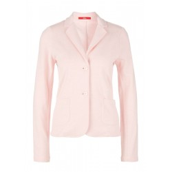Sweatjacke im Blazer-Look by s.Oliver Red Label