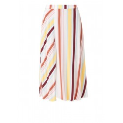 Striped circle skirt by s.Oliver Red Label