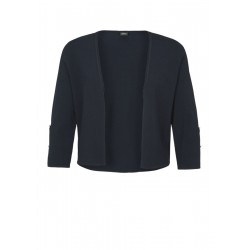 Kurzer Feinstrick-Cardigan by s.Oliver Black Label