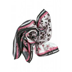 Patchwork Print Square Scarf by Street One
