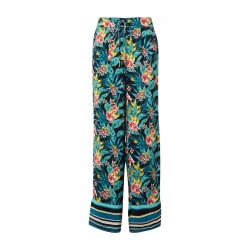 Loose-Fit Hose im Muster-Mix by Tom Tailor