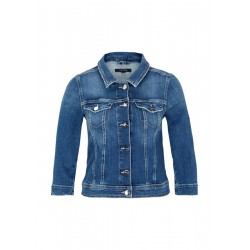 Jeansjacke by Comma