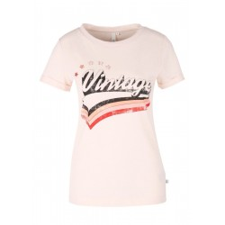 T-Shirt mit Prinz by Q/S designed by
