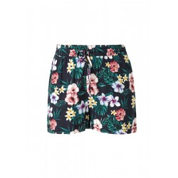Lightweight woven viscose shorts by s.Oliver Red Label