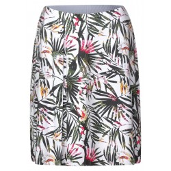 Feminine Print Skirt Cecilia by Street One