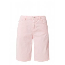 Smart Bermuda: plain twill shorts by s.Oliver Red Label