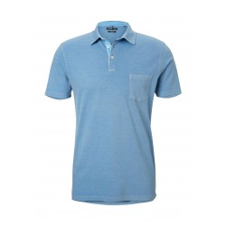 Polo shirt regular jersey made from pure cotton by Marc O'Polo