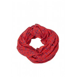 Snood with a print pattern by s.Oliver Red Label
