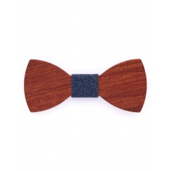 Wooden bow tie AMSTERDAM by Mr. Célestin