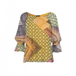 Chiffonbluse by More & More