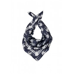 Patterned scarf by s.Oliver Red Label