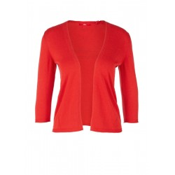 Lightweight cardigan with 3/4-length sleeves by s.Oliver Red Label