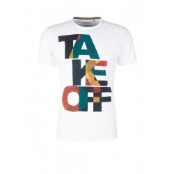 Printed t-shirt by s.Oliver Red Label