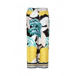 3/4-length trousers by comma CI
