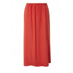 Lyocell maxi skirt by s.Oliver Red Label
