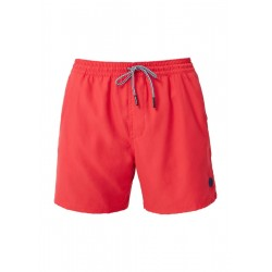 Swim shorts with reactive effect print by s.Oliver Red Label