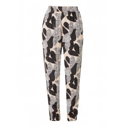 Patterned trousers by Q/S designed by