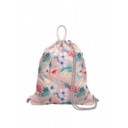 Drawstring bag with an all-over pattern by s.Oliver Red Label