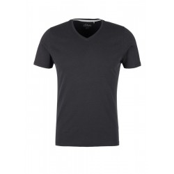 Slim: Basicshirt aus Jersey by s.Oliver Red Label