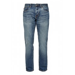 Tubx Straight: washed jeans by s.Oliver Red Label