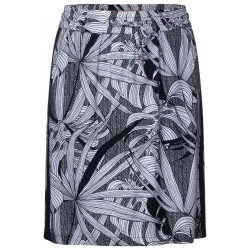 Skirt with leaves by Cecil
