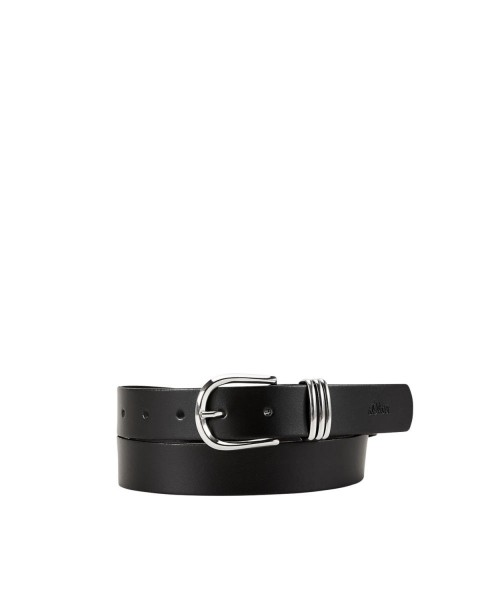 Leather belt by s.Oliver Red Label