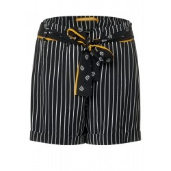 Shorts mit Print-Mix by Street One