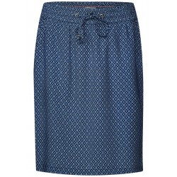 Skirt with allover print by Cecil